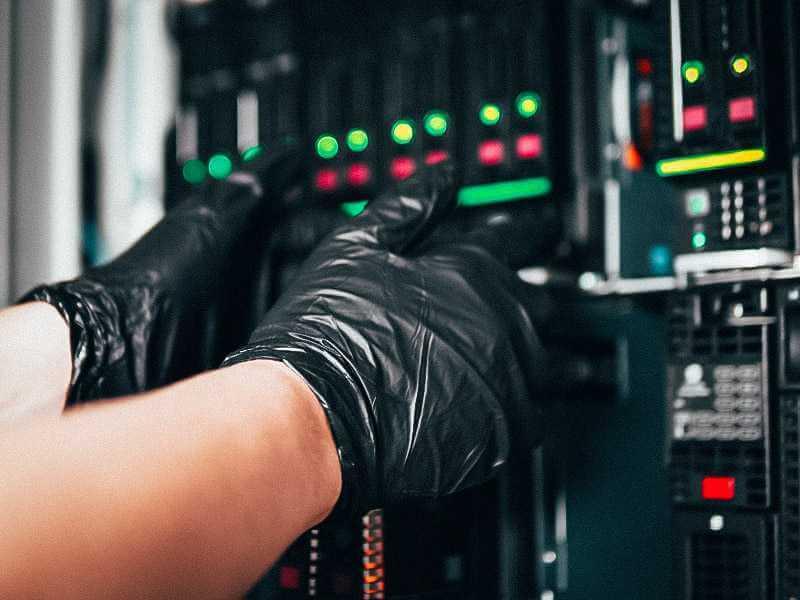 Bezpieczna serwerownia – część I